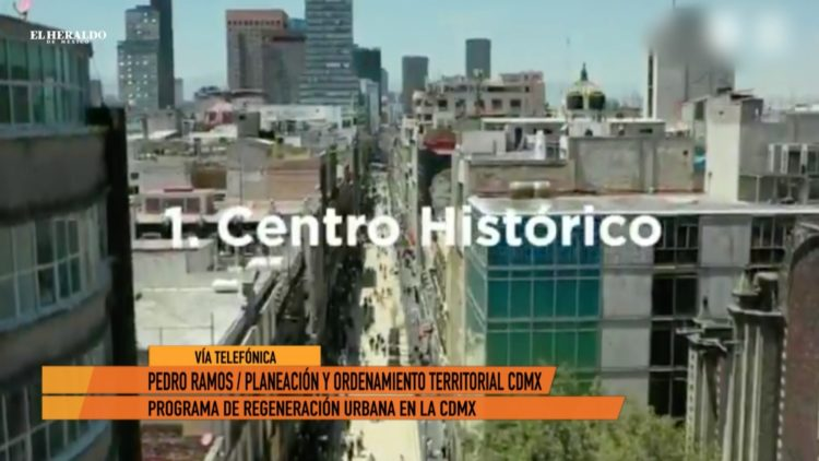 Pedro Leonardo Ramos Pastrana El Heraldo TV Noticias México
