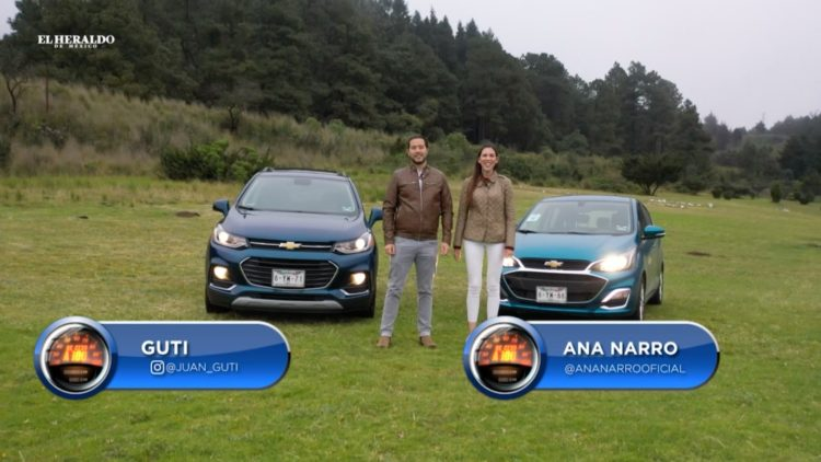 Ana Narro Juan Guti De cero a 100 El Heraldo TV Chevrolet