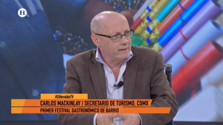 central de abasto carlos Mckinlay turismo CDMX El Heraldo TV Noticias México