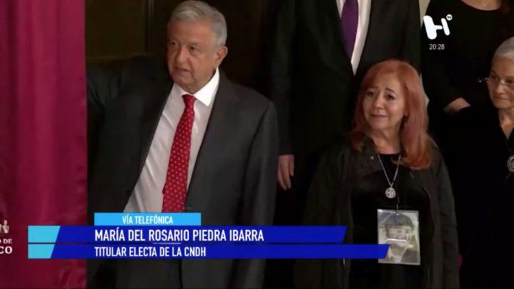 No buscamos venganza, queremos que coadyuven para que la justicia llegue Rosario Piedra