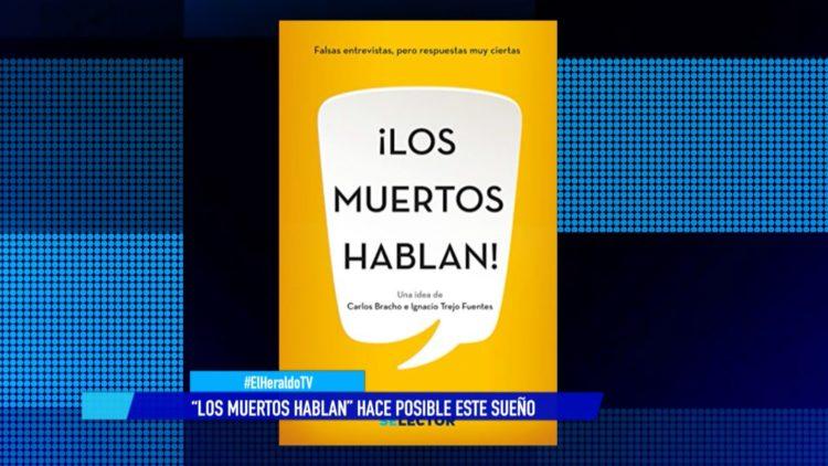 Rosario Castellanos La Malinche El Heraldo TV Noticias de la noche Mario Saavedra