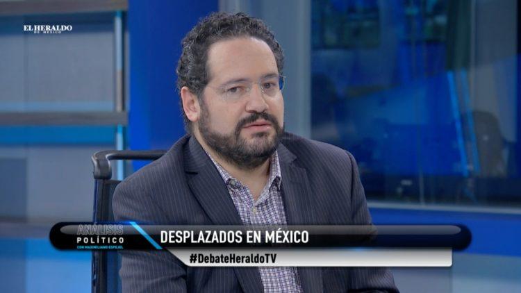 desplazados México Análisis Político Maximiliano Espejel Conapo