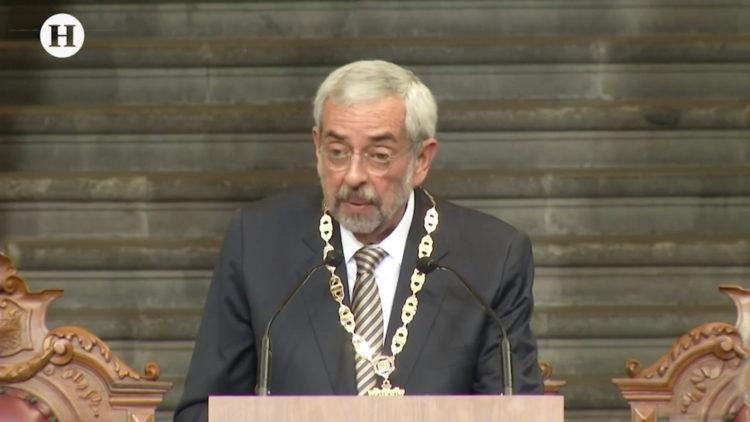 ¿Quién es Enrique Graue_ UNAM reelige como rector para 2019-2023