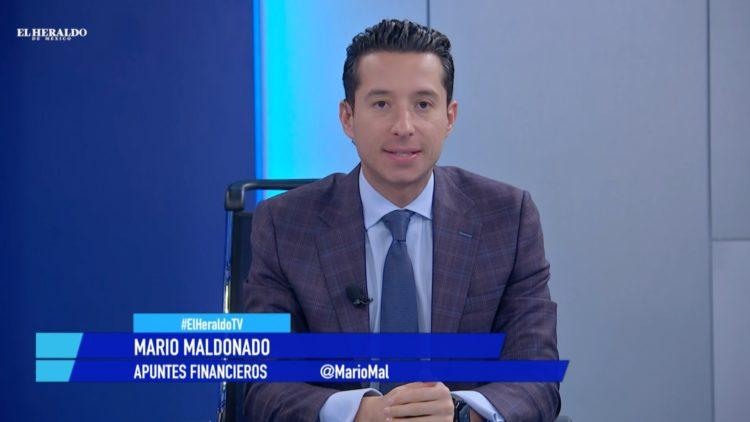 Mario Maldonado Pemex El Heraldo TV Noticias de la noche