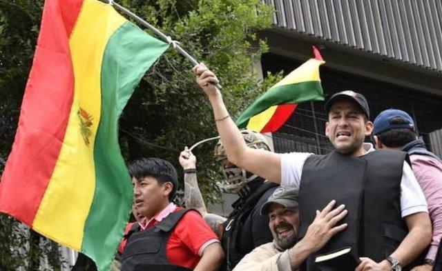 Crisis en Bolivia