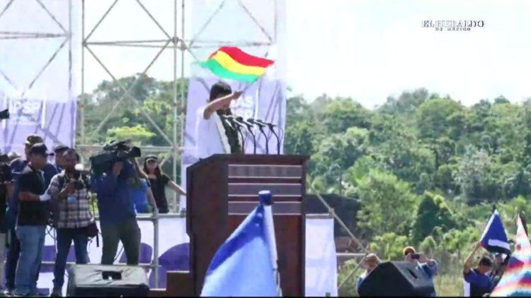 Evo Morales México