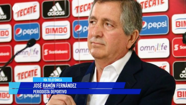 Jorge Vergara Chivas José Ramón Fernández El Heraldo TV