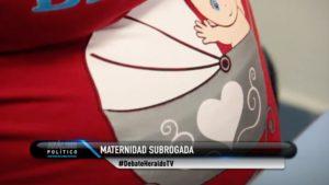 maternidad subrogada El Heraldo TV Análisis Político Maximiliano Espejel