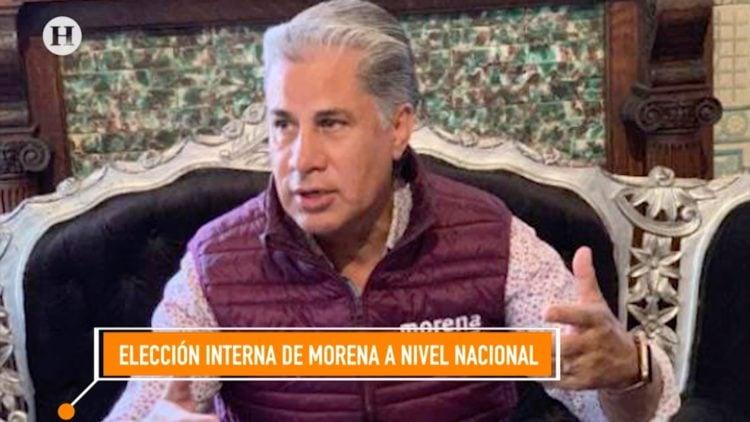 Alejandro Rojas Díaz Durán deben renunciar Yeidckol Polevnsky Bertha Luján