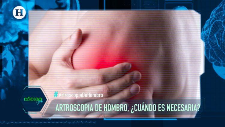 artroscopia de hombro, cirugía hombro, cuidado, articulaciones, Mariano Riva Palacio, El Heraldo TV,Hombro