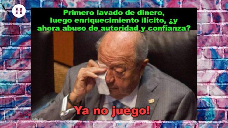 Romero Deschamps descuentan 50 MDP trabajadores Pemex