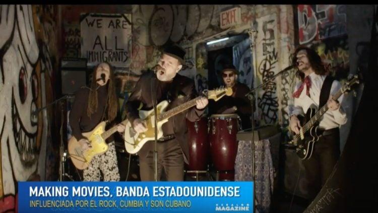 Rubén Blades Magink Movies