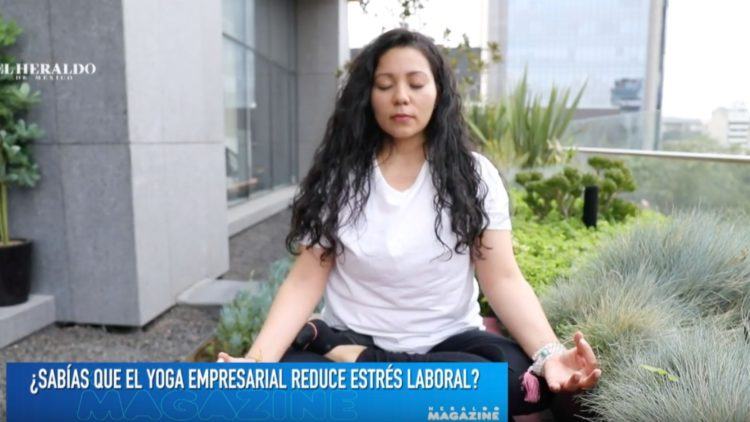 Yoga estrés laboral