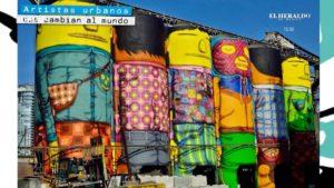 arte urbano España Argentina Perú México El Heraldo TV Ciclorama