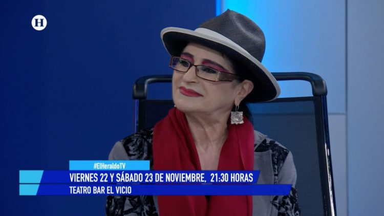 Astrid Hadad El Heraldo TV cantante cabaret Noticias de la noche