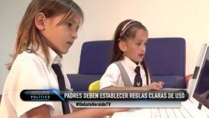 internet pornografía niños adolescentes El Heraldo TV Análisis Político Maximiliano Espejel