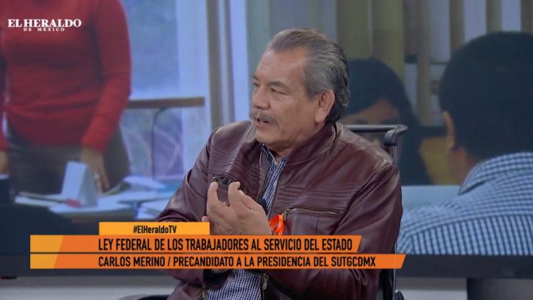 Reformas a Ley Federal de Trabajadores servicio Estado Carlos González