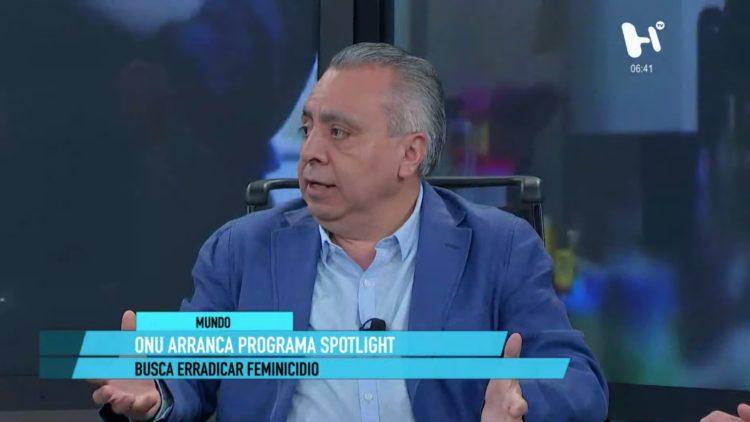 JUAN MARTÍN PÉREZ GARCÍA, DIRECTOR EJECUTIVO DE REDIM