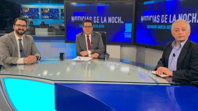 Presupuesto de la Federación 2020 debate Noticias de la noche El Heraldo TV
