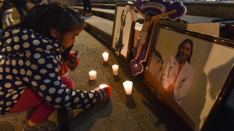 niños feminicidio apoyo El Heraldo TV diputada