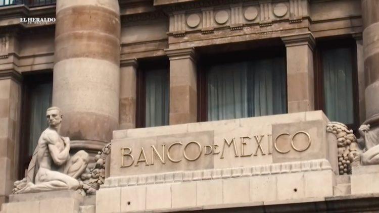Banxico México El Heraldo TV financiero económico