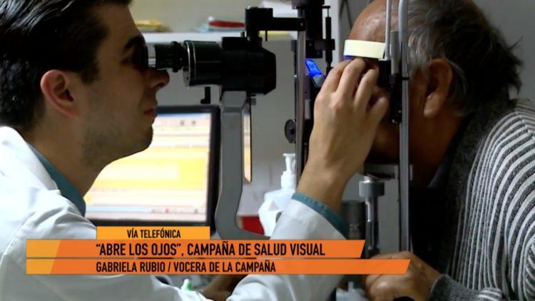 Salud visual El Heraldo TV Noticias México campaña