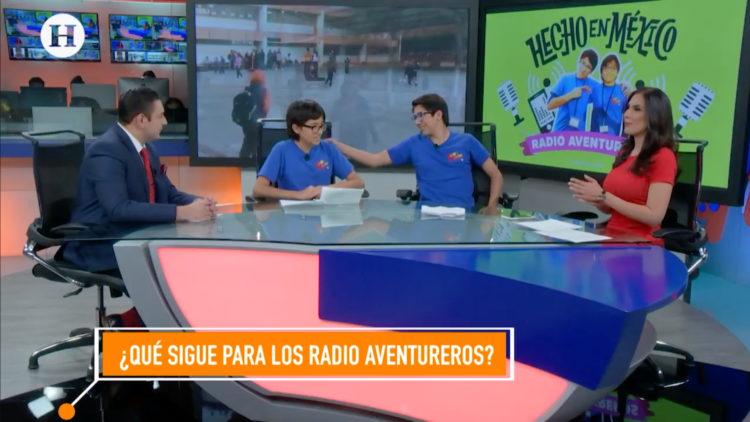 Radio Aventureros_ Percepción de la violencia por parte de los niños