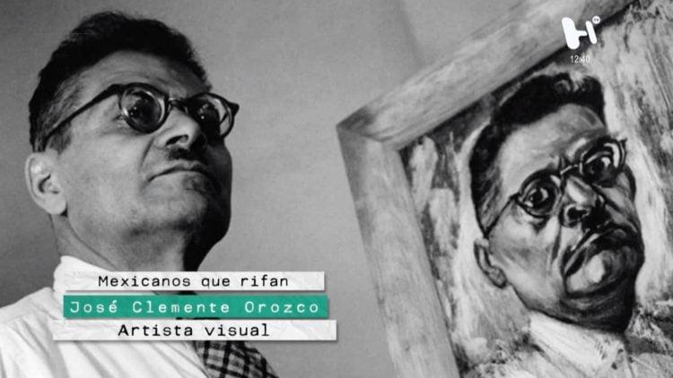 José Clemente Orozco Ciclorama Liz Basaldúa Melissa Moreno El Heraldo TV