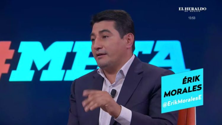 Tenemos muchos problemas en el deporte que vamos a solucionar_ Érik Morales
