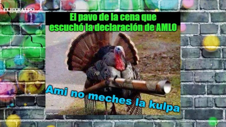 AMLO reserva opinion sobre caso LeBarón por Día de Acción de Gracias