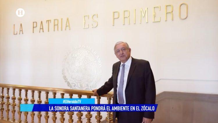 AMLO Primer Informe de Gobierno El Heraldo TV Noticias de la noche