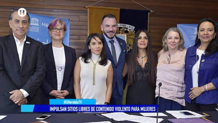 ALAI violencia contra las mujeres El Heraldo TV Noticias de la noche
