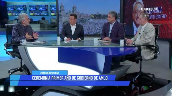 Mesa de análisis: ¿Cómo ha sido la política a un año de gobierno de AMLO?