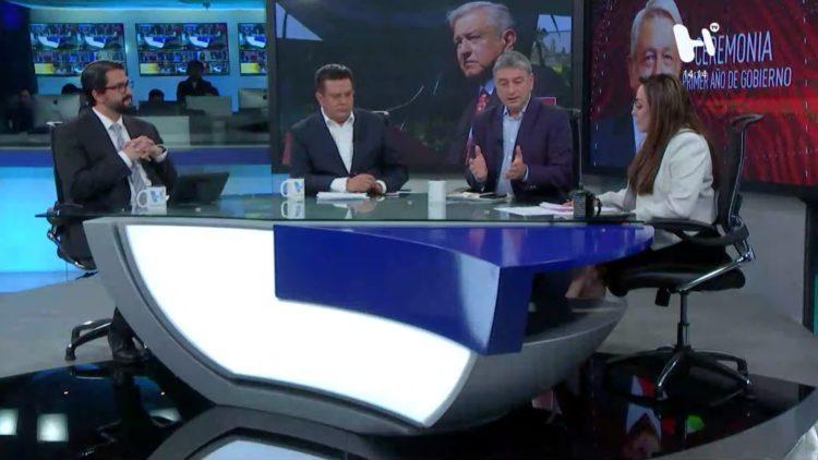 AMLO, Primer año, gobierno, informe, seguridad, avances, pendientes, El Heraldo TV, Salvador García Soto, Alejandro Cacho