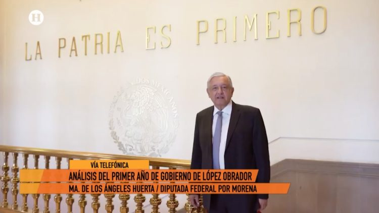 AMLO Primer Informe El Heraldo TV Noticias México