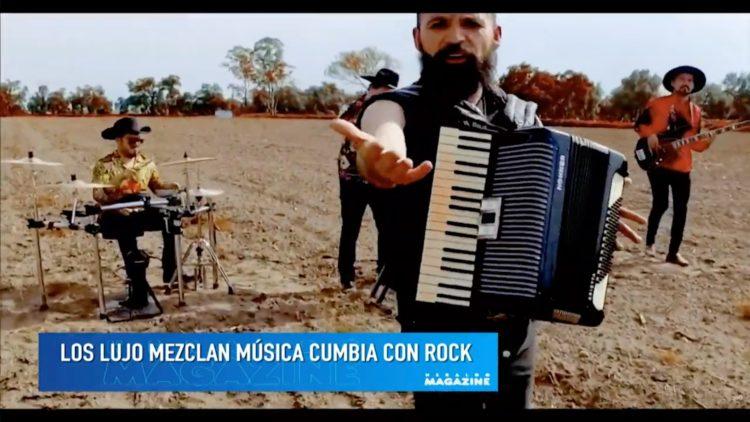 Los Lujo, banda que inició el la propuesta del rock campechano