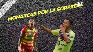 liga mx semifinal monarcas-america partido-ida-chivas rodolfo pizarro gallito vazquez