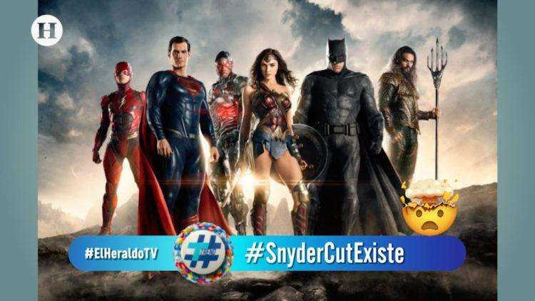 Zack Snyder prueba que sí hay Director's Cut de 'La Liga de la Justicia'
