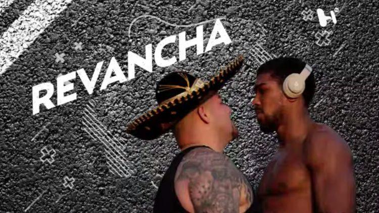 ¿Andy Ruíz podrá demostrar su calidad y conservar título ante Anthony Joshua_