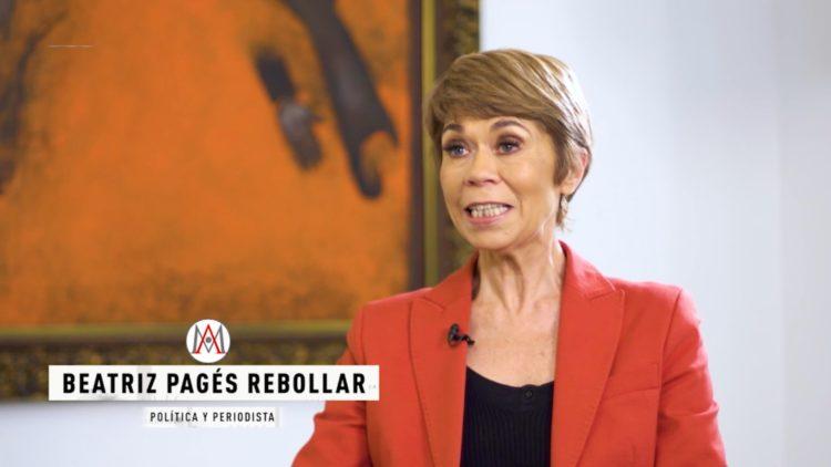 Beatriz Pagés Rebollar, AMLO, Morena, PRI, PAN, PRD, Revista Siempre, Martha Anaya, El Heraldo TV,
