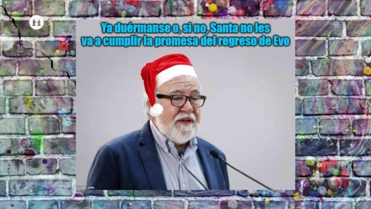 Alejandro Encinas asegura que Evo Morales regresará a México memes lo recibirán