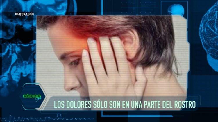 Neuralgía dolor cabeza El Heraldo TV