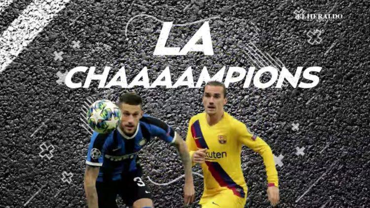 Conoce el horario del sorteo de la Champions League y los clasificados