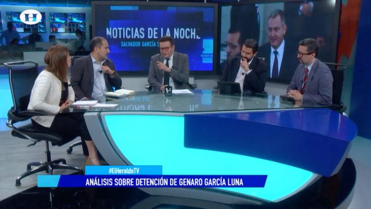 Genaro García Luna es detenido en Estados Unidos
