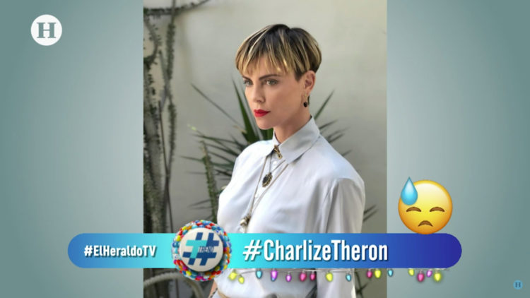 Charlize Theron dio detalles de cómo su madre mató a su padre