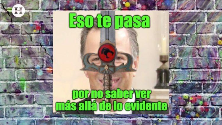 Rosario Robles presenta queja ante la CNDH; memes se quejan de ella