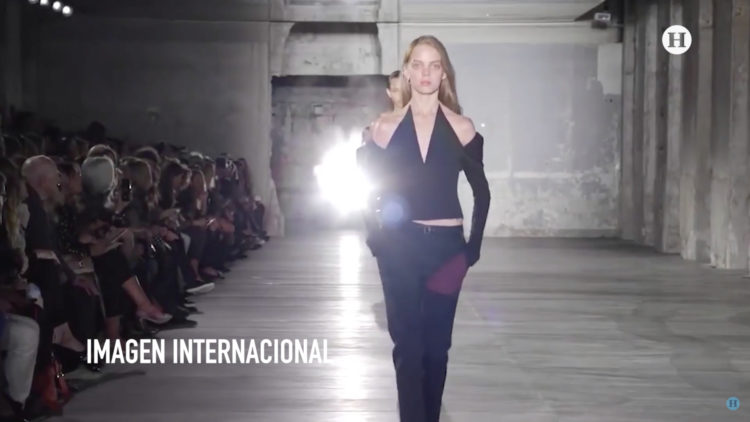 Mariana Zaragoza conquista el mundo del modelaje