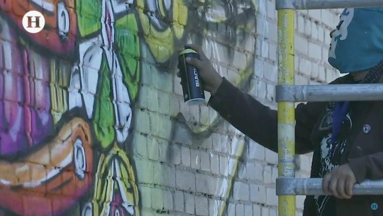 El arte urbano como una fuerza transformadora de la sociedad