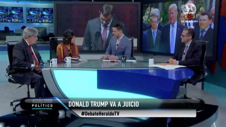 Donald Trump Estados Unidos juicio político T-MEC El Heraldo TV