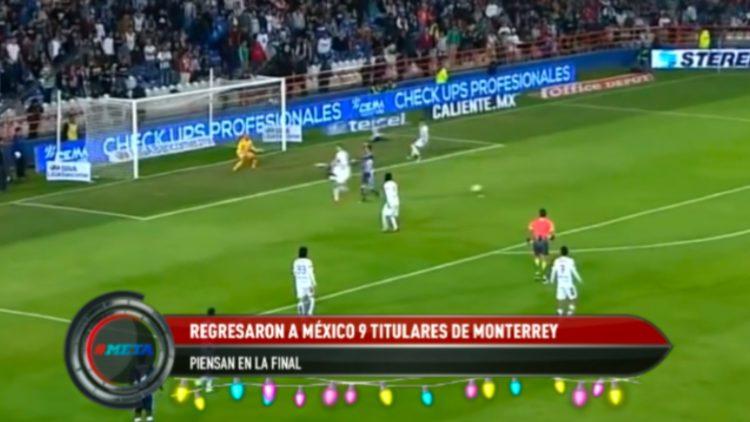 Monterrey ya piensa en la final vs América y comienza el regreso a México